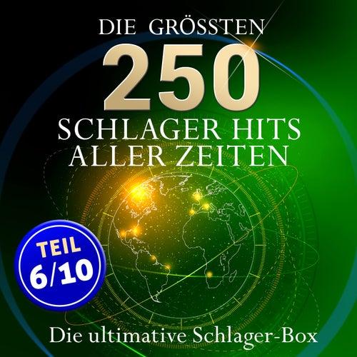 Die ultimative Schlager Box - Die größten Schlagerhits aller Zeiten (Teil 6 / 10: Best of Schlager - Deutsche Top 10 Hits) de Various Artists
