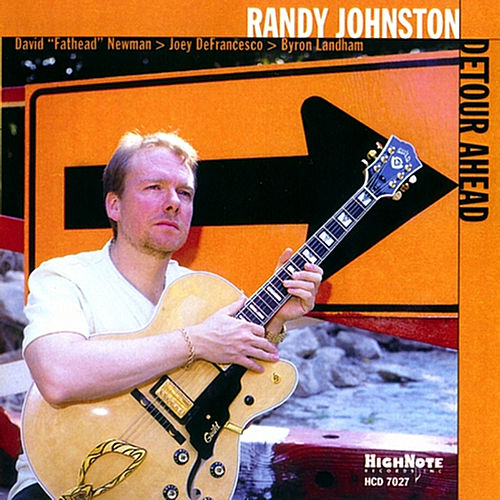 Detour Ahead de Randy Johnston