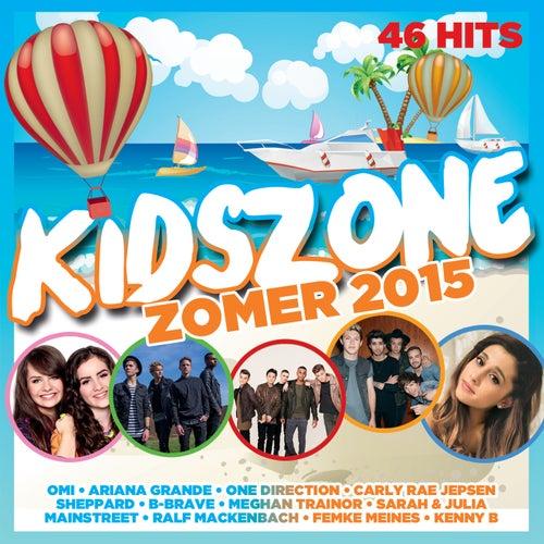 Kidszone Zomer 2015 van Various Artists