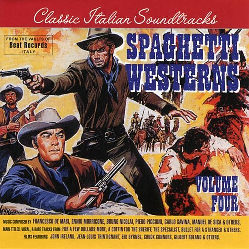 Spaghetti Westerns, Vol. 4 de Various Artists
