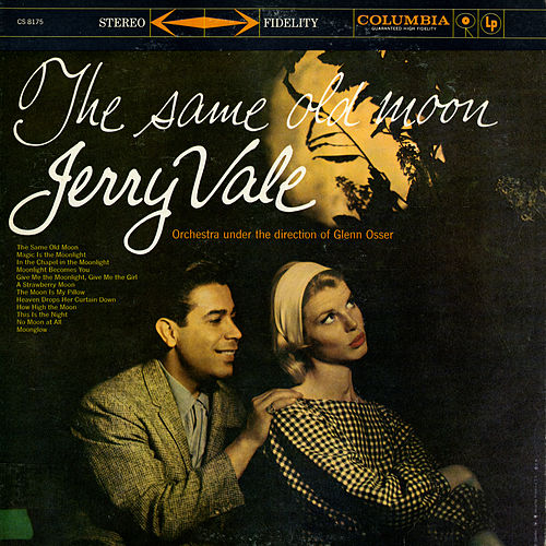 The Same Old Moon de Jerry Vale