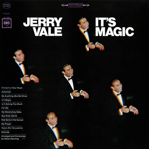 It's Magic de Jerry Vale