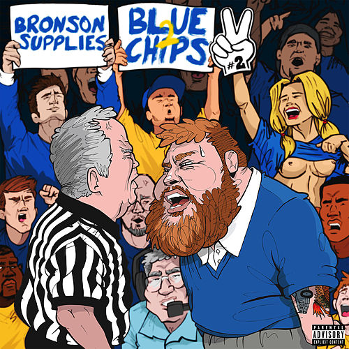 Blue Chips 1 & 2 by Action Bronson