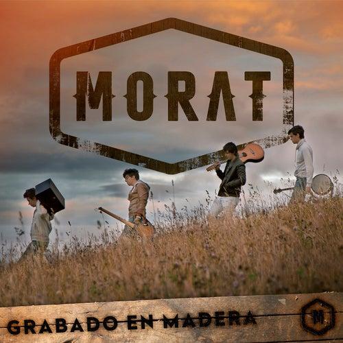 Grabado En Madera EP de Morat