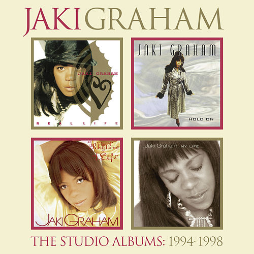 The Studio Albums: 1994-1998 by Jaki Graham