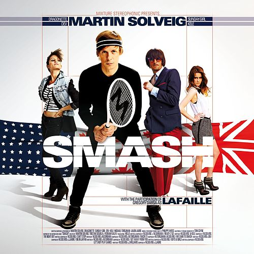 Smash (Deluxe) by Martin Solveig