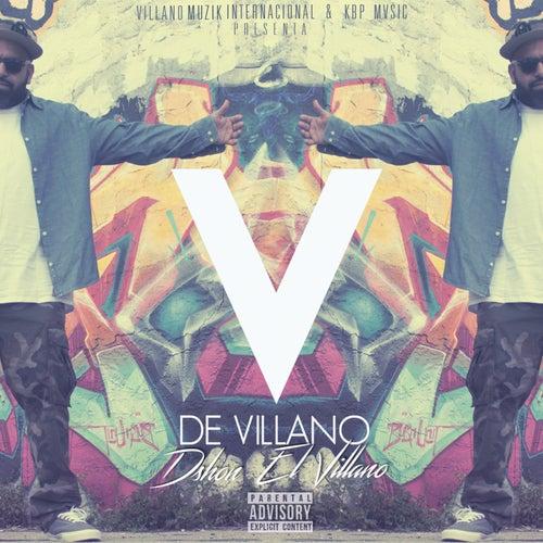 V de Villano de D'Shon El Villano