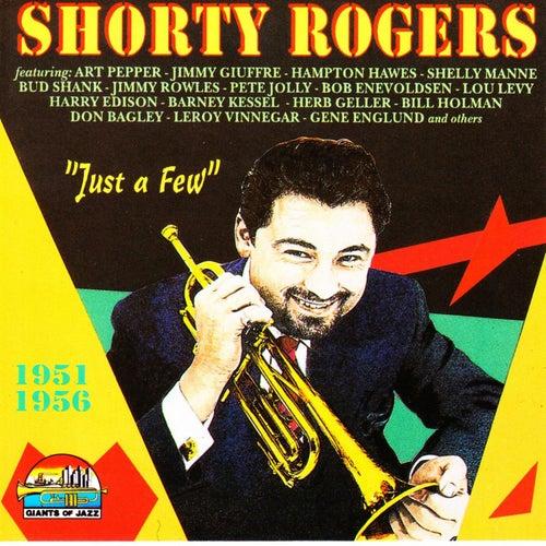 Shorty Rogers Just A Few de Shorty Rogers