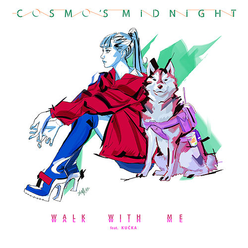 Walk With Me de Cosmo's Midnight