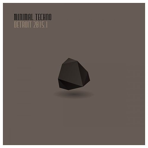 Minimal Techno Detroit 2015.1 von Various Artists