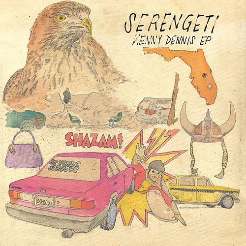 Kenny Dennis EP by Serengeti