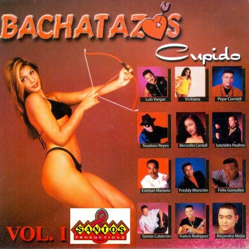 Bachatas Cupido, vol. 1 de Various Artists