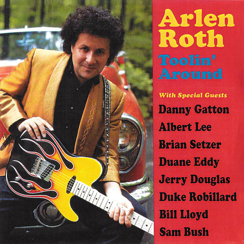 Toolin' Around by Arlen Roth
