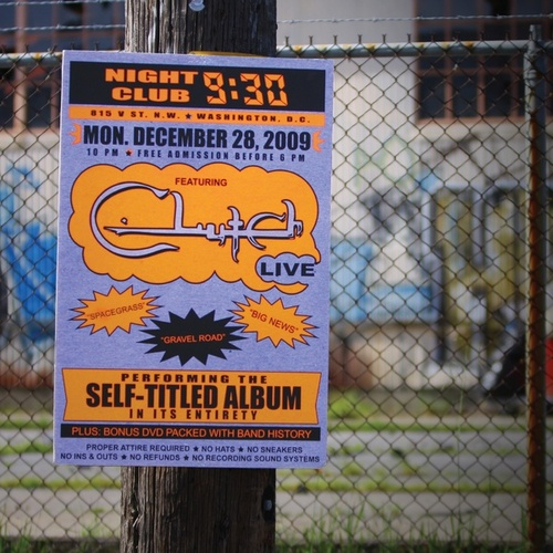 Live at the 9:30 (Deluxe Version) de Clutch