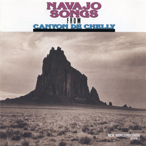 Navajo Songs from Canyon De Chelly de Various Artists