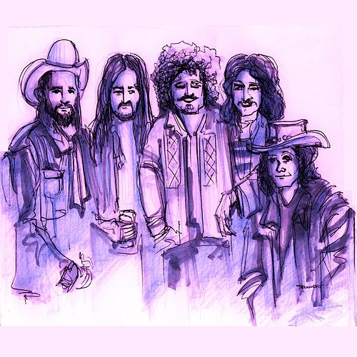 Live At My Father's Place, 92.7 WLIR-FM Broadcast, Roslyn NY, 23rd February 1981 (Remastered) von New Riders Of The Purple Sage