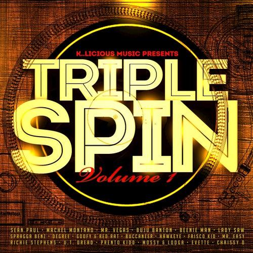 Triple Spin, Vol. 1 de Various Artists