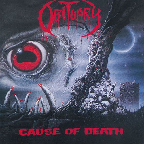 Cause of Death (Reissue) by Obituary