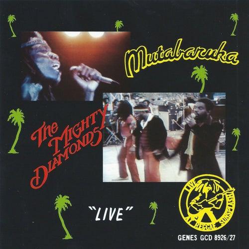 Live at Reggae Sunsplash von The Mighty Diamonds