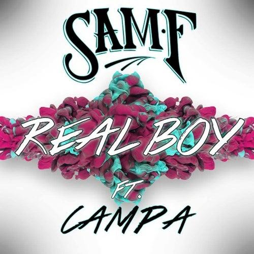 Real Boy - Single von Sam F.