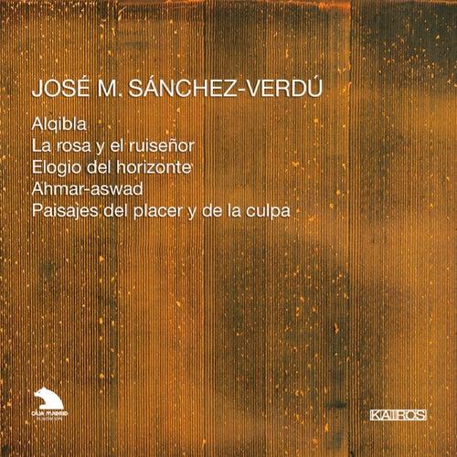 José M. Sánchez-Verdú: Orchestral Works de Various Artists