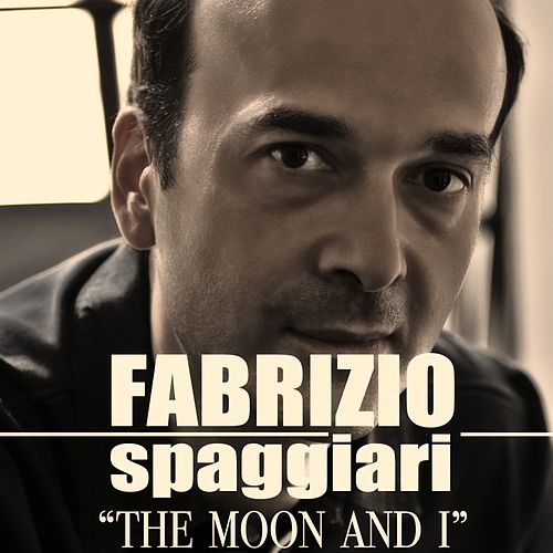 The Moon and I by Fabrizio Spaggiari
