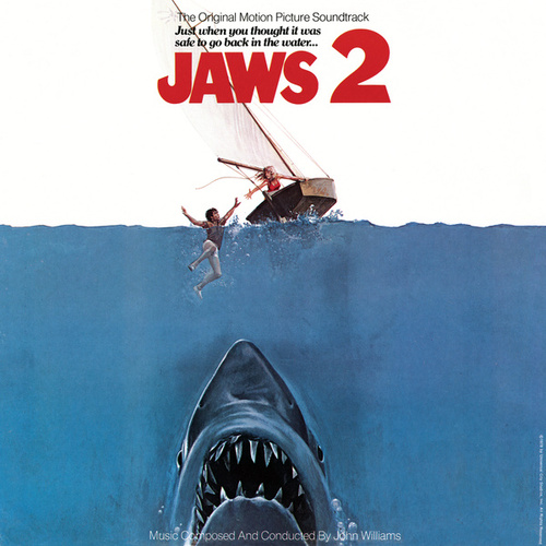 Jaws 2 (Original Motion Picture Soundtrack) de John Williams