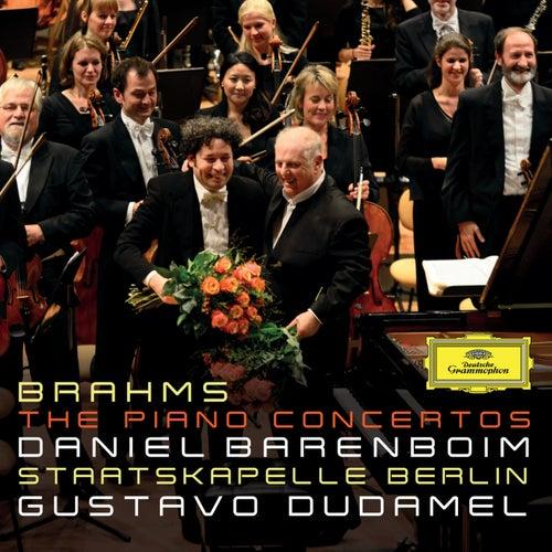 Brahms: The Piano Concertos (Live) von Gustavo Dudamel