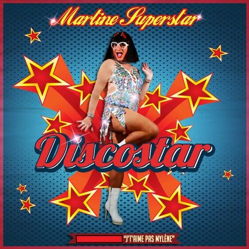 Discostar by Martine Superstar : Napster