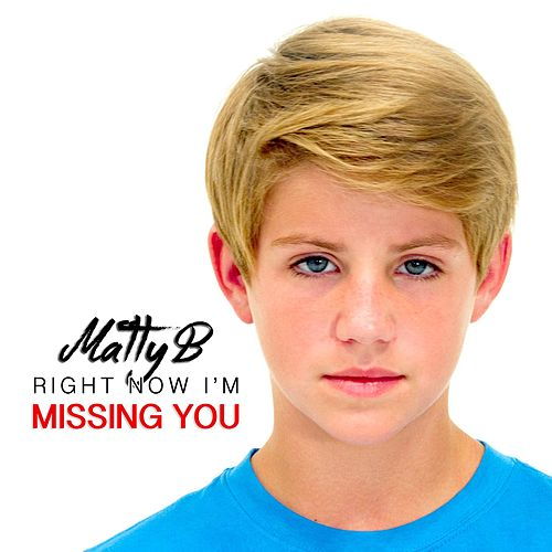 Right Now I M Missing You Feat Brooke Adee By Matty B