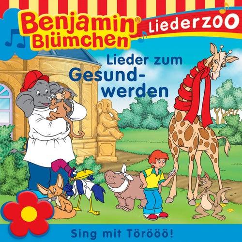Benjamin Blümchen Liederzoo: Lieder zum Gesundwerden von Benjamin Blümchen