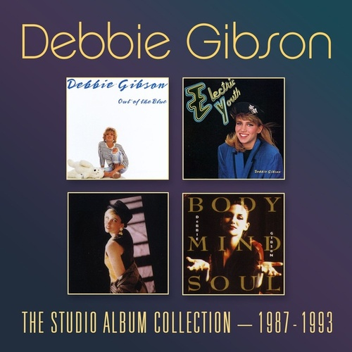 The Studio Album Collection 1987-1993 de Debbie Gibson