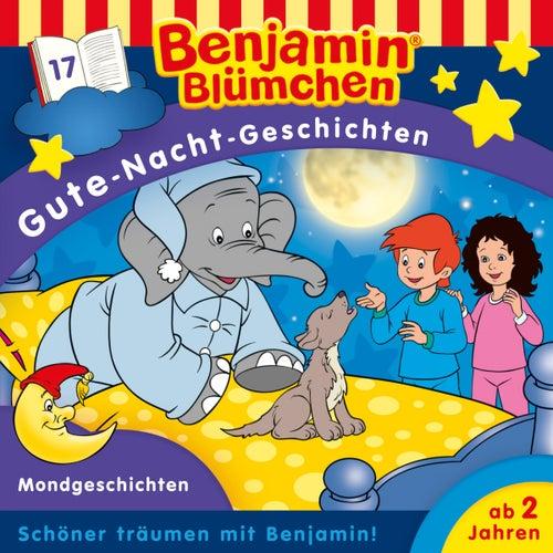 Gute-Nacht-Geschichten - Folge 17: Mondgeschichten von Benjamin Blümchen