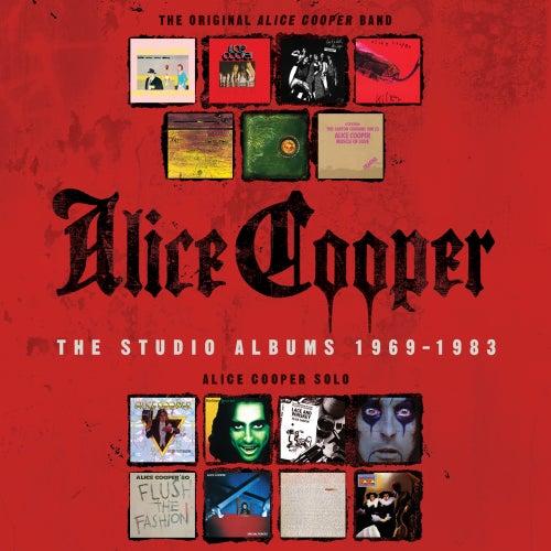 The Studio Albums 1969-1983 by Alice Cooper