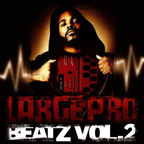 BEATZ Volume 2 von Large Professor