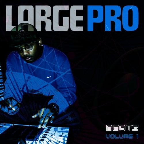 BEATZ Volume 1 von Large Professor