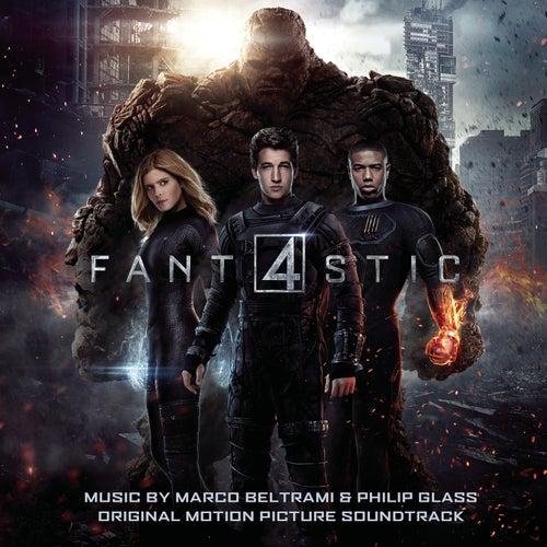 The Fantastic Four (Original Motion Picture Soundtrack) von Philip Glass