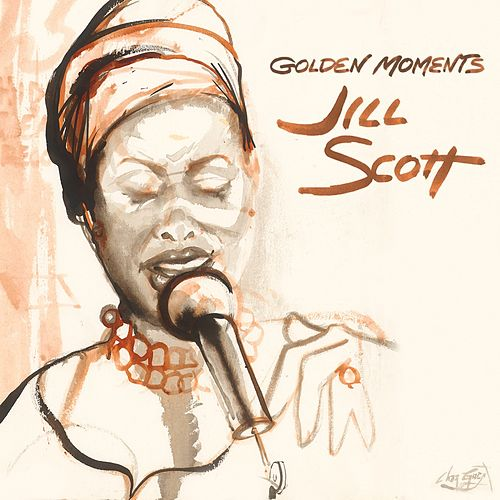 Golden Moments by Jill Scott