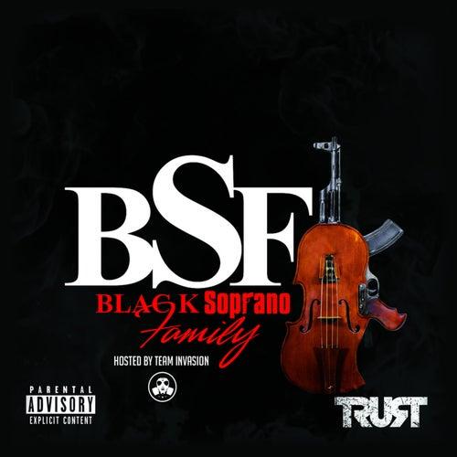Black Soprano Family by Benny
