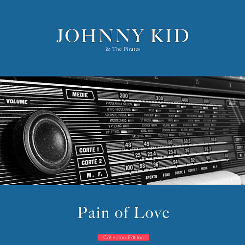 Pain of Love de Johnny Kidd
