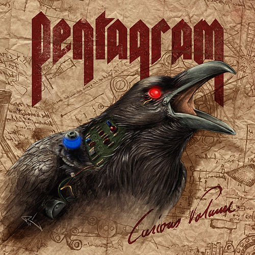 Lay Down and Die by Pentagram