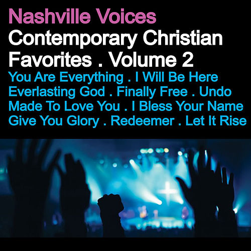 Contemporary Christian Favorites, Vol. 2 de The Nashville Voices