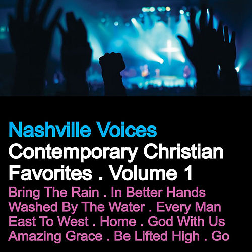 Contemporary Christian Favorites, Vol. 1 de The Nashville Voices