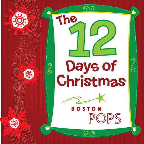 12 Days of Christmas by Tanglewood Festival Chorus