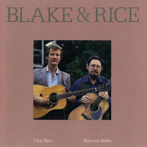 Blake & Rice by Norman Blake