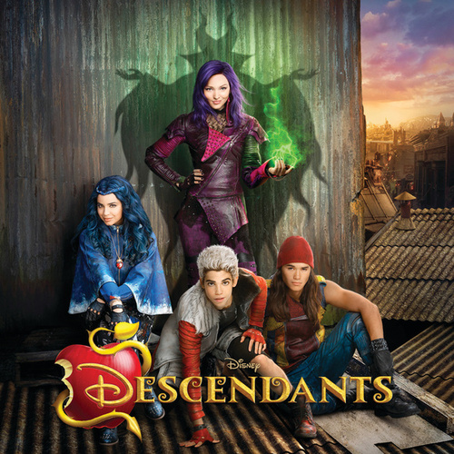 Descendants (Original TV Movie Soundtrack) de Various Artists