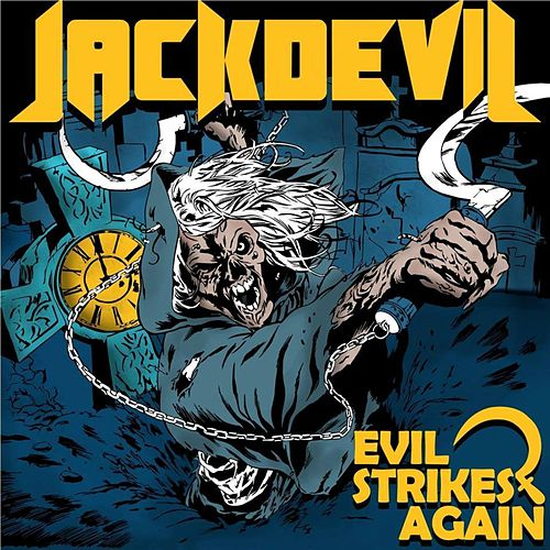 Evil Strikes Again de Jackdevil