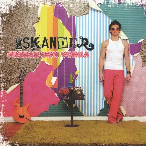 Fresas Con Vodka de Iskander