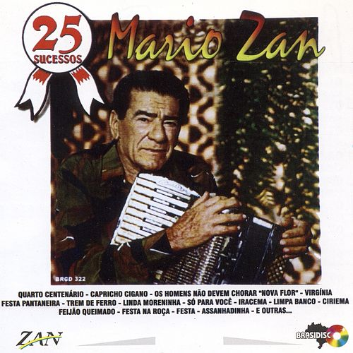 25 Sucessos de Mario Zan de Mario Zan