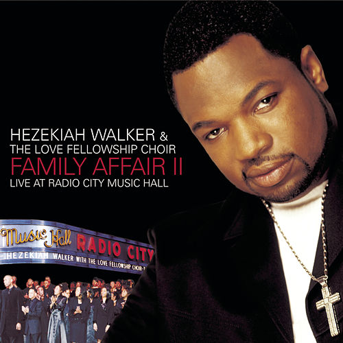 Family Affair II: Live At Radio City Music Hall de Various Artists